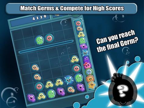 Germ Rush Free screenshot 5