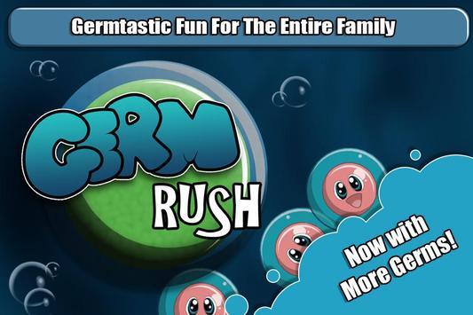 Germ Rush Free poster