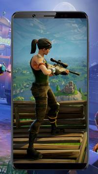Fortnite Battle game Royale Wallpapers screenshot 1
