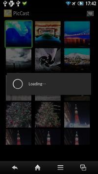 PicCast apk screenshot
