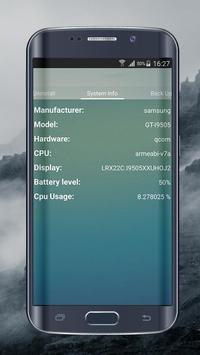Mobile Optimizer & Cleaner تصوير الشاشة 1