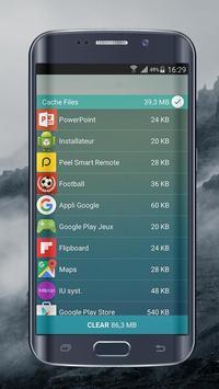 Mobile Optimizer & Cleaner تصوير الشاشة 4