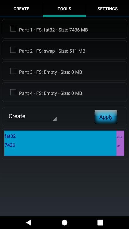 aparted для андроид 5.1 на русском языке