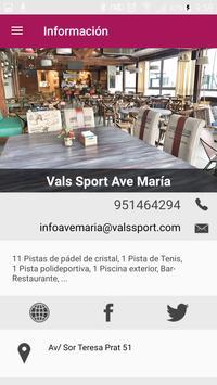 Valssport Ave María poster
