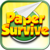 Paper Survive icon