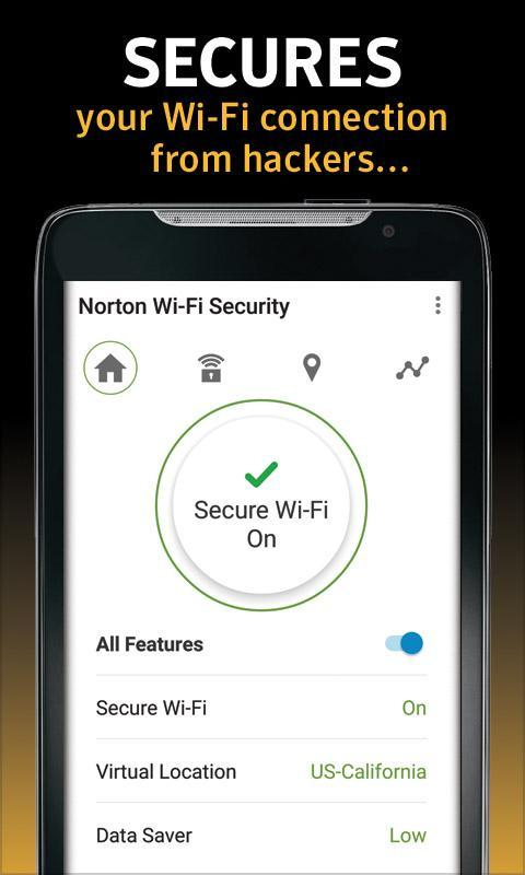 Norton WiFi Security VPN for Android - APK Download