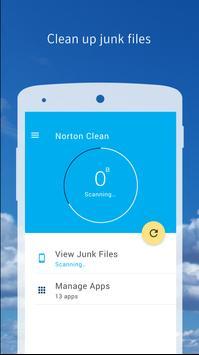 Norton Clean Cartaz