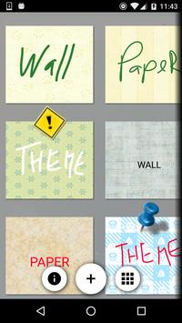 Sticky Notes Theme Wallpaper poster ...
