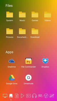 SymetiumUI Launcher (PC launcher, mobile launcher) screenshot 2
