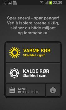 Glava – Rør og kanalisolering screenshot 1