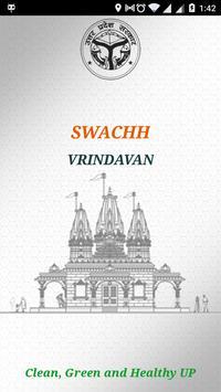 Swachh Vrindavan poster