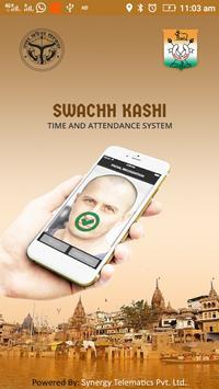 Swachh Kashi Attendance poster