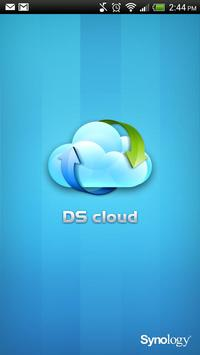 DS cloud poster