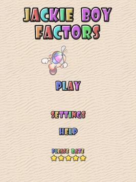 Factors of Numbers screenshot 3