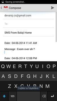 SMS Conversation 2 Email screenshot 5