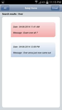 SMS Conversation 2 Email screenshot 3