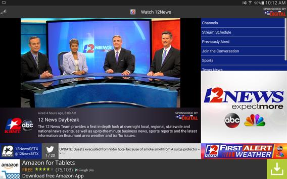 Watch 12News screenshot 1