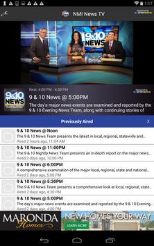 NMI News TV screenshot 1
