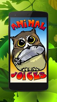 Animal Voices poster