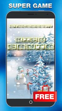 Kick Santa poster