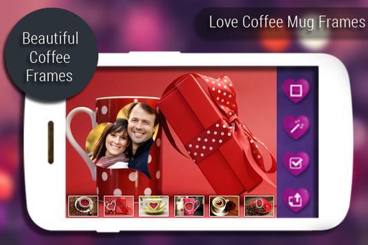 Love Coffee Mug Frames poster