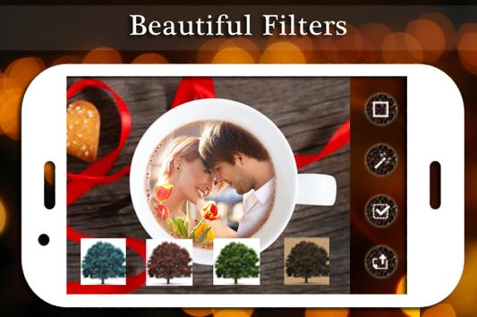 Hot Coffee Mug Frames apk screenshot