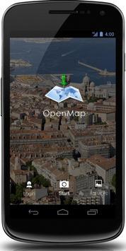 OpenMap poster