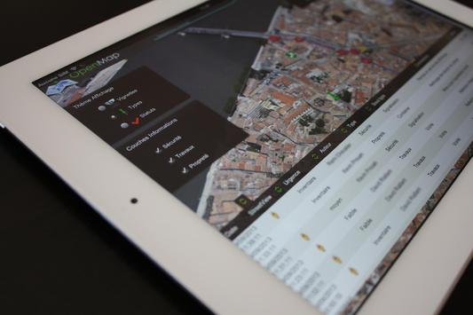 OpenMap apk screenshot