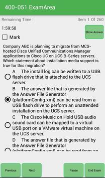 EA 400-051 Cisco Exam screenshot 7