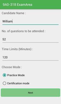 EA 9A0-318 Adobe Exam screenshot 1