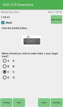 EA 9A0-318 Adobe Exam screenshot 8