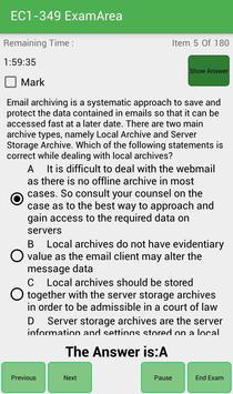 EA EC1-349 EC-Council Exam screenshot 4