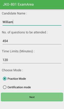 EA JK0-801 CompTIA Exam screenshot 1