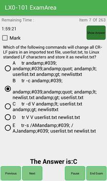 EA LX0-101 CompTIA Exam screenshot 9