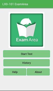 EA LX0-101 CompTIA Exam poster