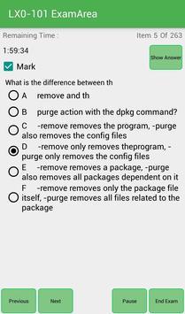 EA LX0-101 CompTIA Exam apk screenshot