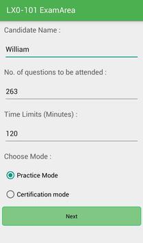 EA LX0-101 CompTIA Exam screenshot 1