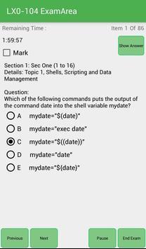 EA LX0-104 CompTIA Exam apk screenshot