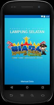 SIAGA Lampung Selatan poster