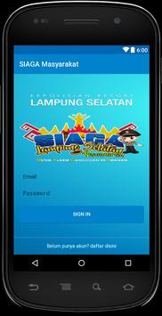 SIAGA Lampung Selatan screenshot 1