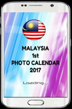 Malaysia Calendar HD Photo poster