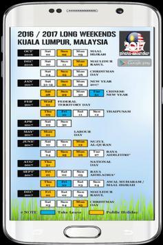 Malaysia Calendar HD Photo screenshot 12