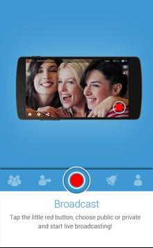 Synergy Broadcaster (Unreleased) apk screenshot