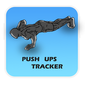 Push Up Count Tracker icon