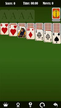 Easy Solitaire HD poster