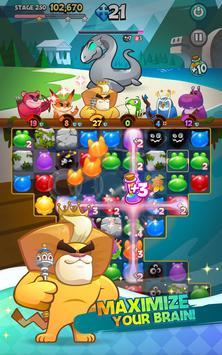 Puzzle x Heroes screenshot 2