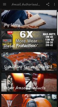 Synthetic Oil Services Independent Amsoil Dealer screenshot 2