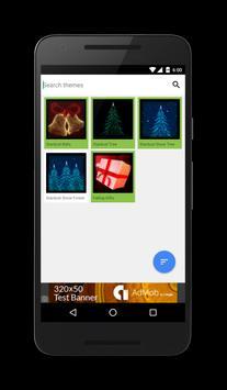 Christmas Live Wallpapers screenshot 4