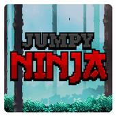 Jumpy Ninja icon