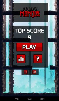 Jumpy Ninja screenshot 5